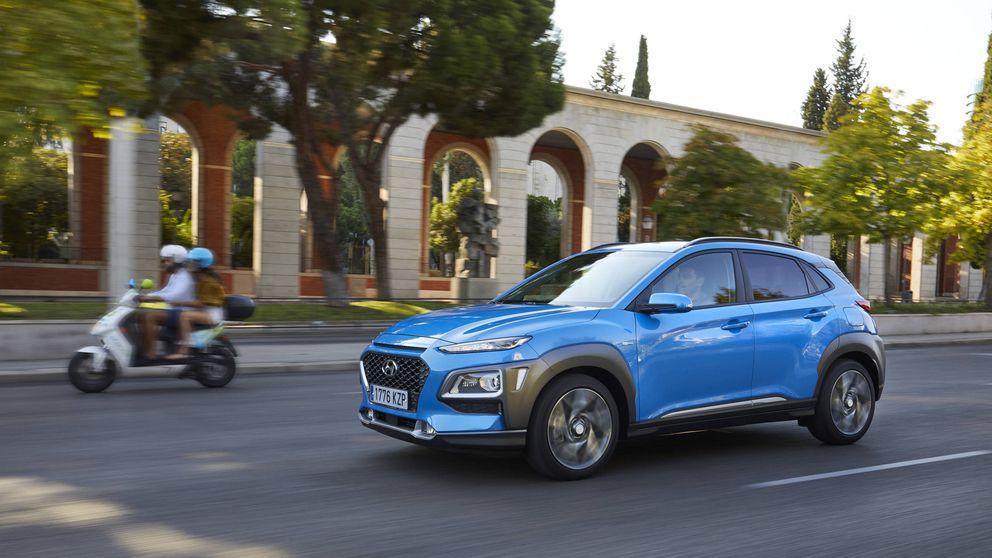 Hyundai Kona Hybrid, el coche ideal para moverse por la ciudad (y con etiqueta ECO)