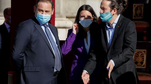 Iglesias pone como línea roja regular los alquileres y el PSOE pide seguir negociando