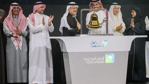 Aramco sube a 26.450 M el récord de su OPV tras ejecutar Goldman el 'green shoe'