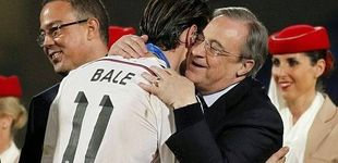 Post de Por qué Florentino debería avergonzarse cuando saca del bolsillo lo que cobra Bale