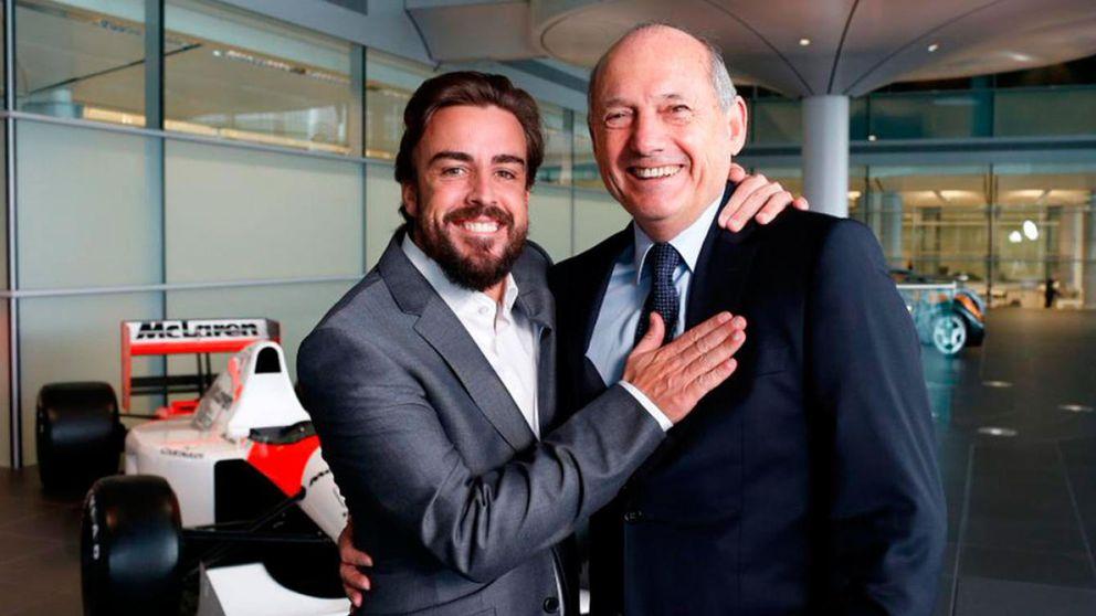 Dennis pide disculpas sin despejar dudas sobre el accidente de Alonso