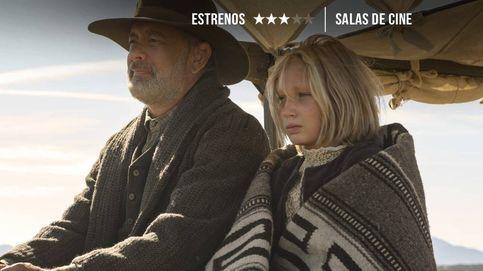 'Noticias del gran mundo': un 'western' que muestra la bondad de Tom Hanks (otra vez)