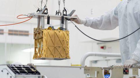 Así es el invento que comprobará si podemos vivir en Marte