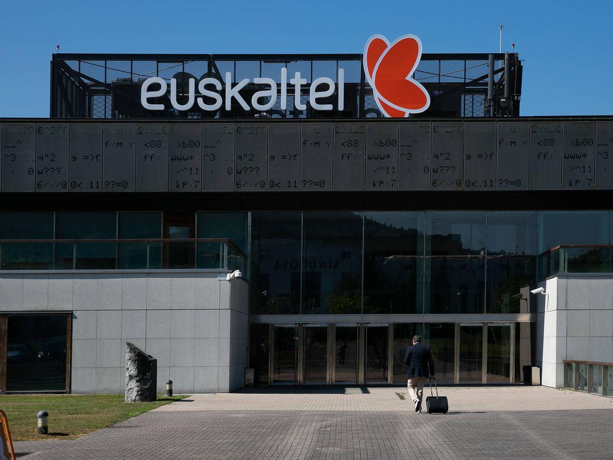 Foto: La sede de Euskaltel.
