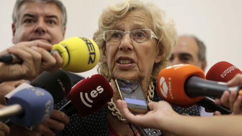 Carmena compara a Trump con Hitler ante aplausos de PSOE y Ciudadanos