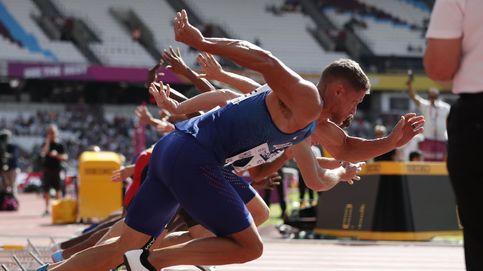 Londres, volcada con el atletismo