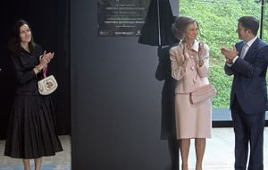 Inauguración del Museo Balenciaga
