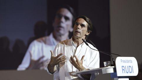 Aznar, el antídoto del PP frente a la fuga de sus votantes a Ciudadanos