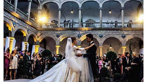Estas son las fincas y palacios favoritos en las bodas de la jet