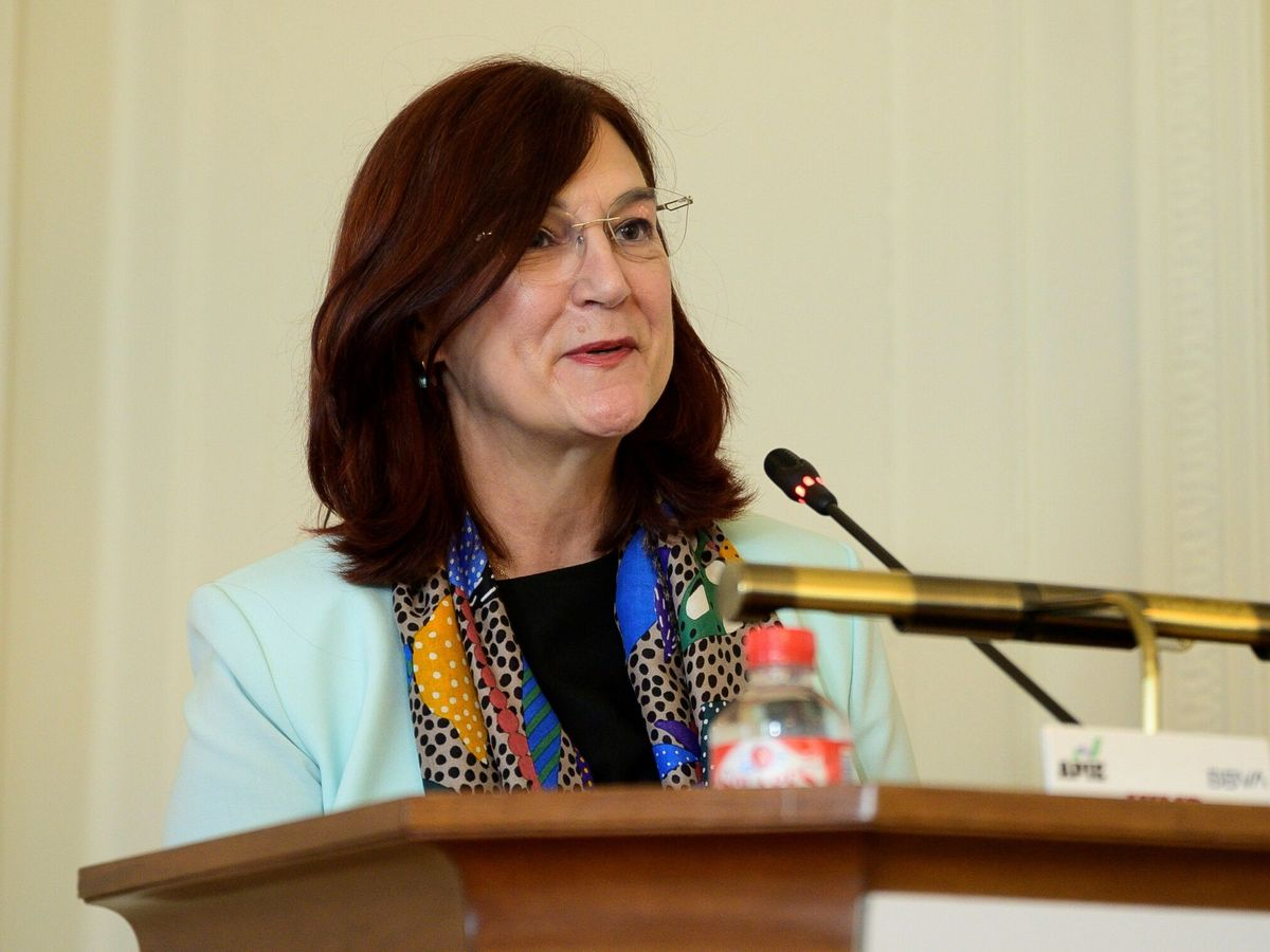 Foto: Cani Fernández, presidenta de la CNMV. (EFE)
