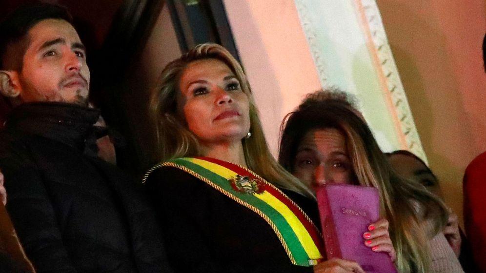 Foto: Jeanine Áñez (Reuters)