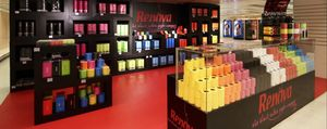 Renova abre la primera boutique de papel higiénico de España