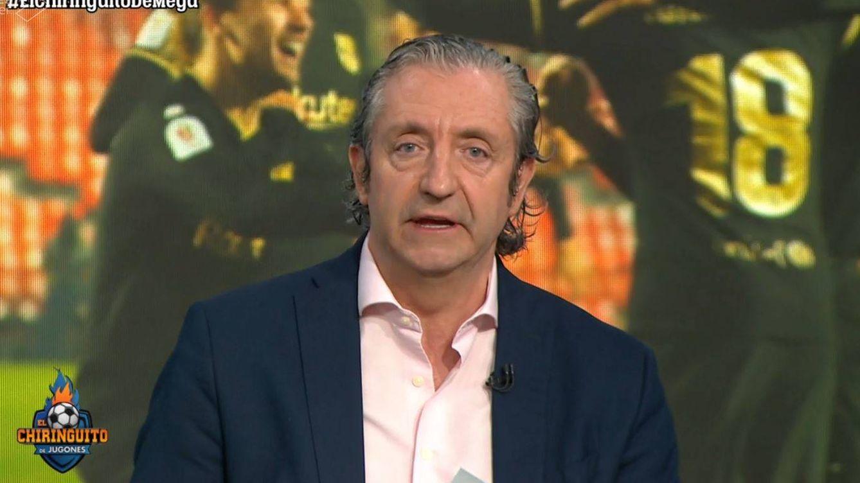 No aguanto más: Josep Pedrerol, al límite en 'El chiringuito' (y su drástica decisión)