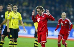 El Bayern golea en Dortmund y da un zarpazo a la Bundesliga