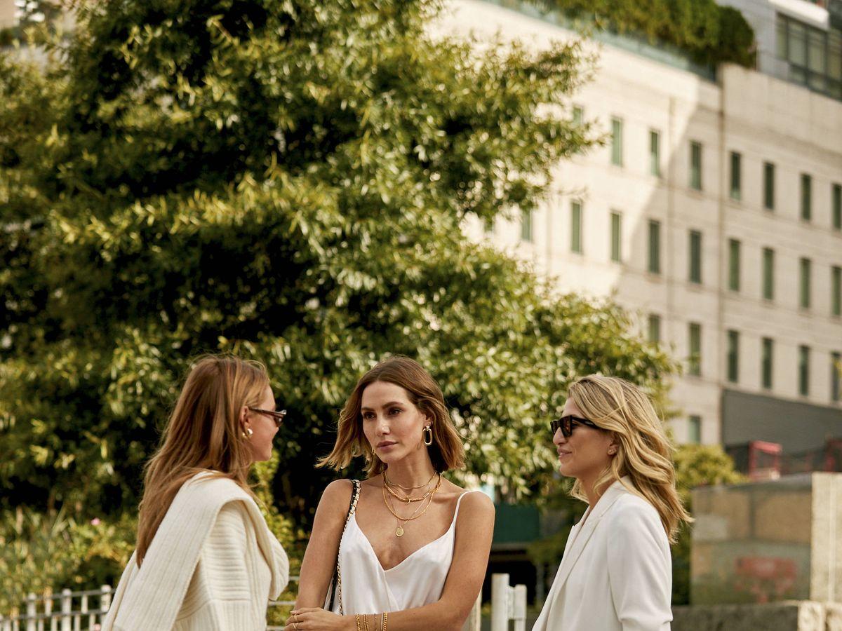 Foto: Puedes usar las bermudas de Zara de mil maneras distintas. (Imaxtree)