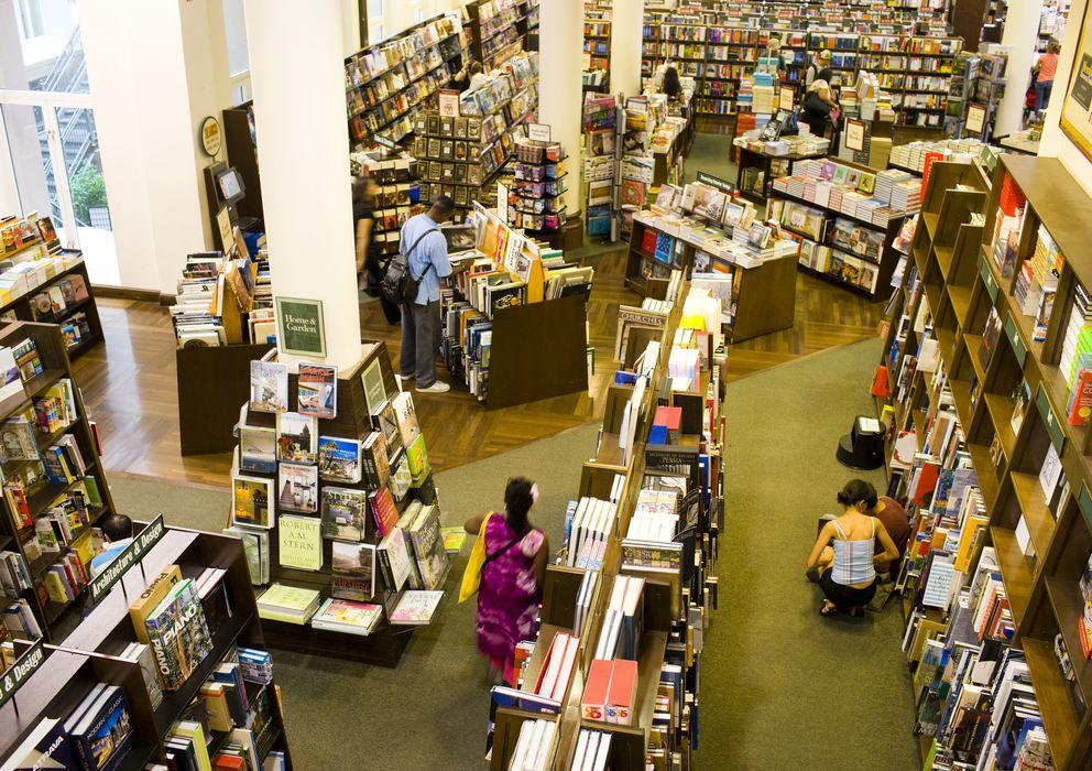 Libros: Las grandes ventajas de la tienda tradicional