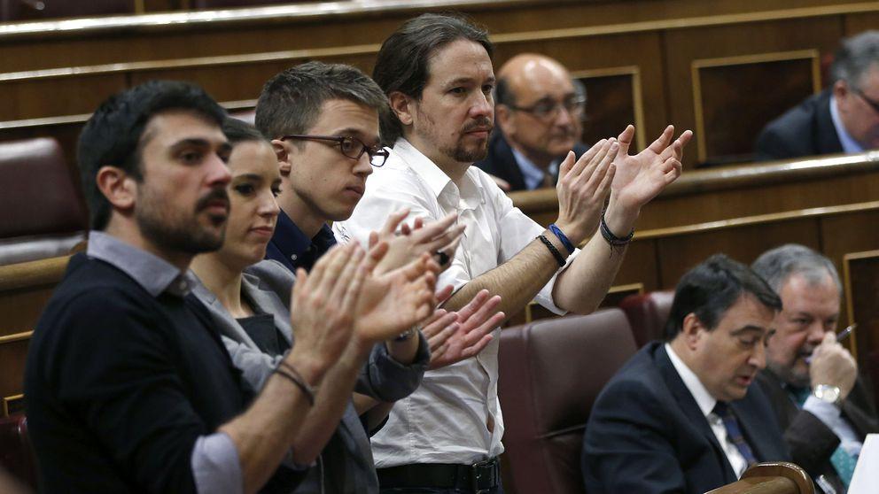 Iglesias tilda de injerencia el 'caso Espinar' y  cree que beneficie a Maestre