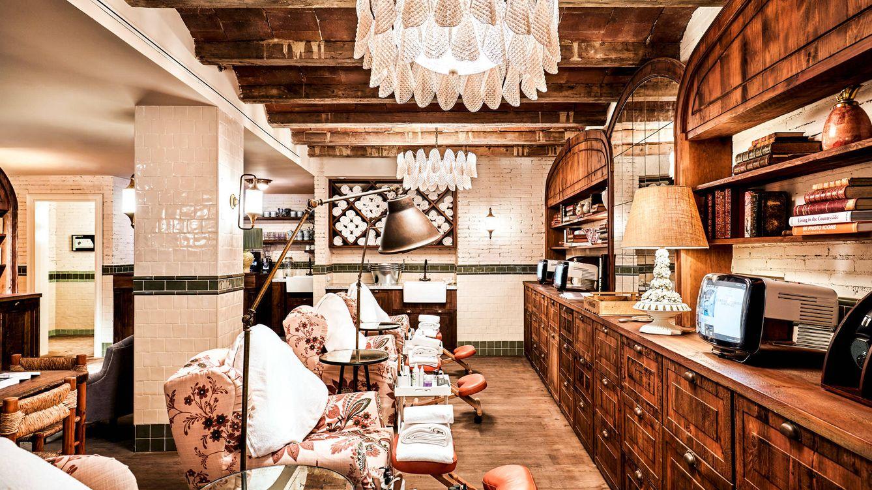 Foto: Imagen interior de uno de los diferentes puntos de Soho House Barcelona.