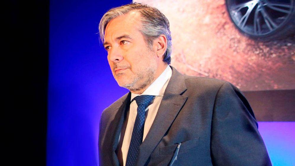 Foto: Enrique López, apodado el 'George Clooney' de la judicatura. (Getty)