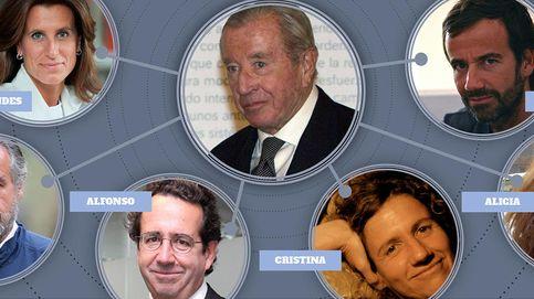 Leopoldo Rodés, seis herederos para un ingente patrimonio