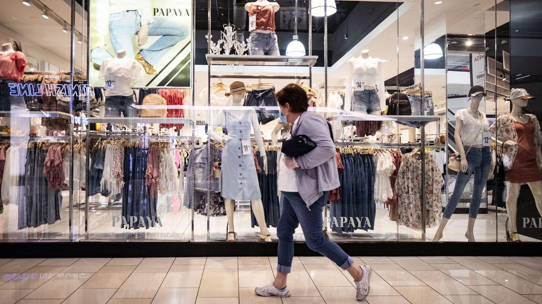 El gasto de los consumidores en EEUU aumenta en mayo un 8,2%