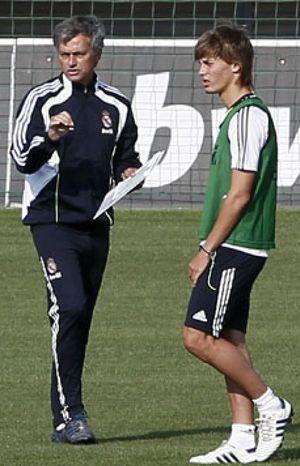 """Canales: """"Mourinho es un crack"""""""