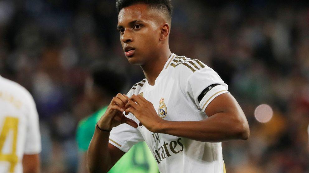 El porqué del frenazo de Rodrygo en el Real Madrid (que no preocupa)