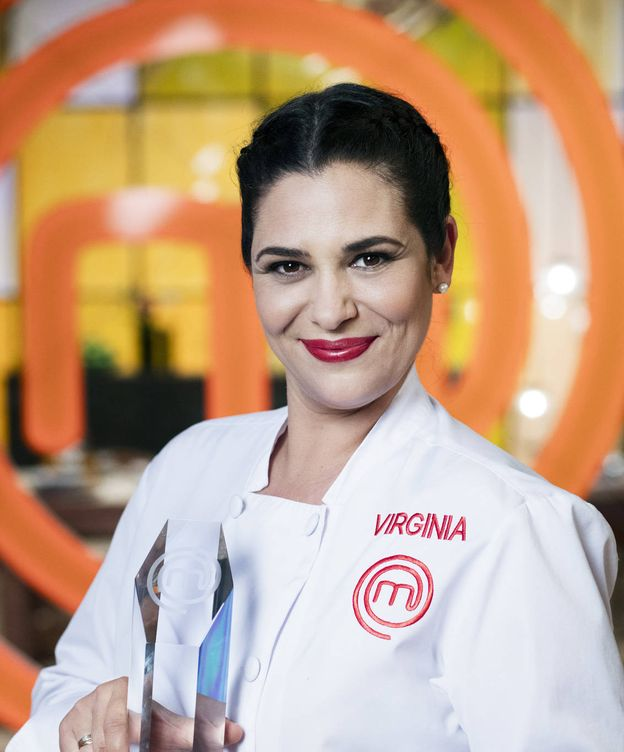 Foto: Virginia, ganadora de 'MasterChef 4'