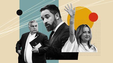 Vox refuerza sus alianzas europeas en la era 'posTrump' con la Hungría de Orbán como faro