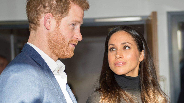 Foto: El príncipe Harry y Meghan Markle en una imagen de archivo. (Reuters)