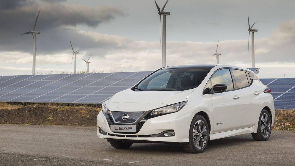 Por qué el nuevo Nissan Leaf es el coche eléctrico de referencia