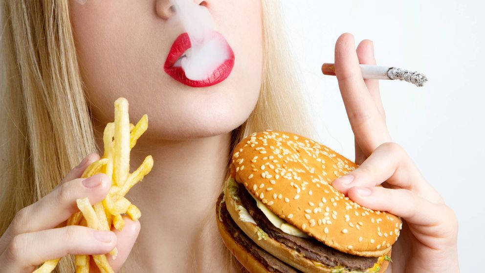 Grasa beige: descubren por qué engordamos cuando dejamos de fumar
