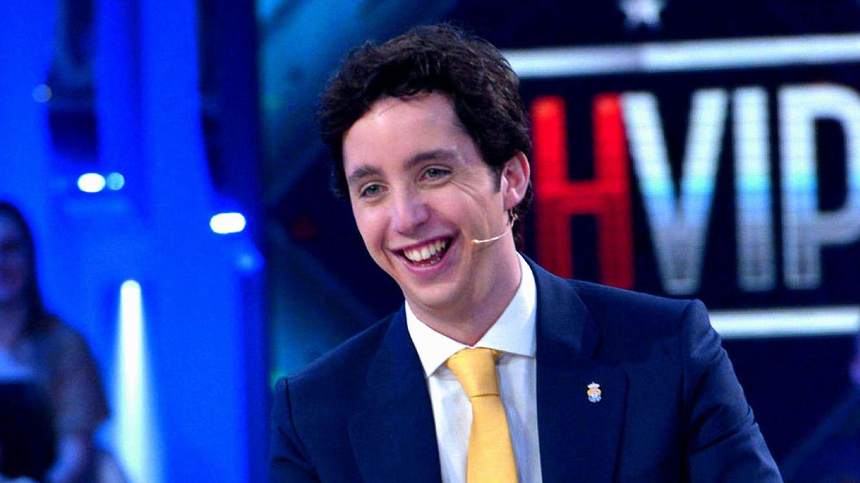 Francisco Nicolás, en una imagen de 'Gran Hermano VIP 4'. (Mediaset)