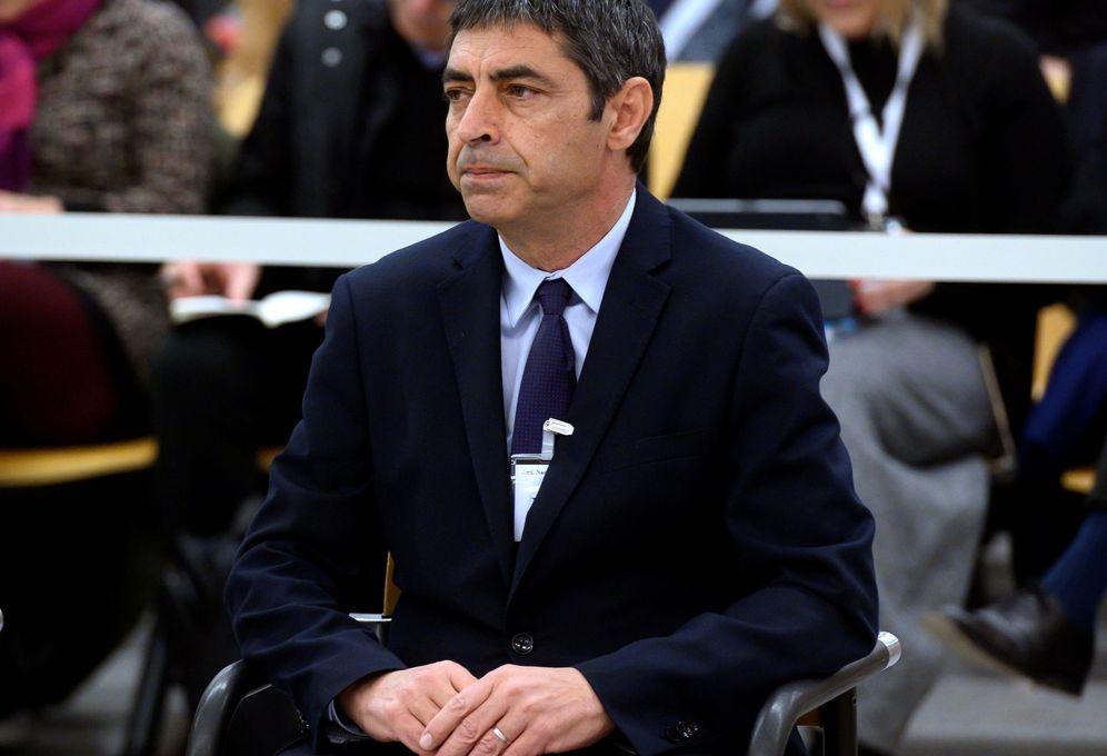 Foto: El mayor de los Mossos d'Esquadra, Josep Lluís Trapero. (EFE)