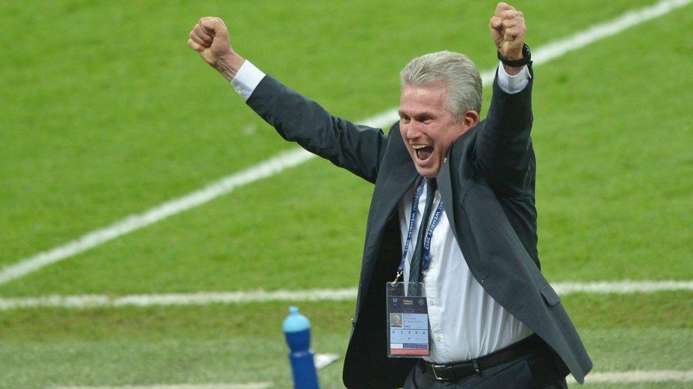 Jupp Heynckes vuelve al Bayern de Múnich hasta final de temporada