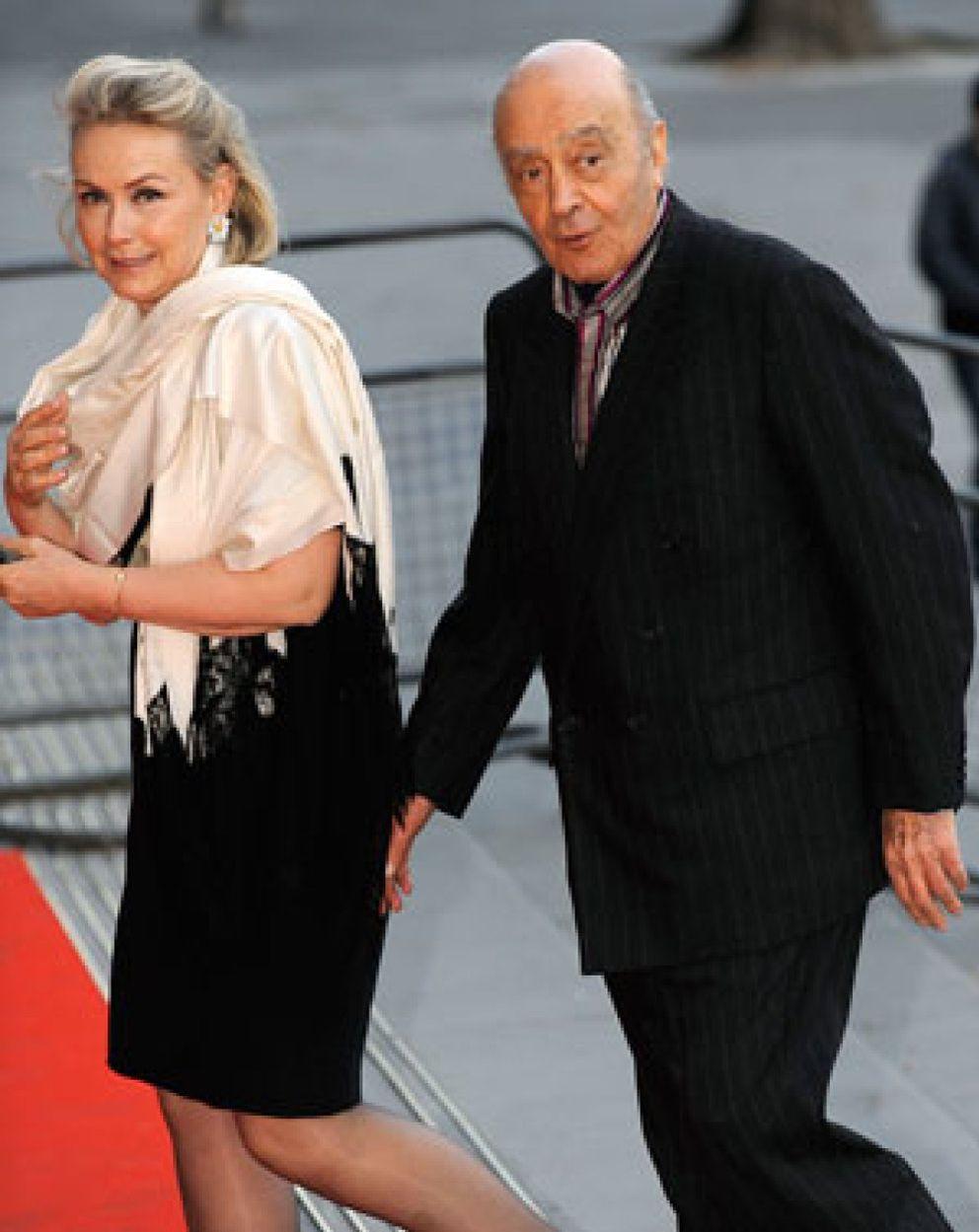 Foto: Al Fayed vende Harrods y se retira