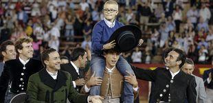 Post de Las redes se vuelcan con Adrián, el niño con cáncer que quiere ser torero