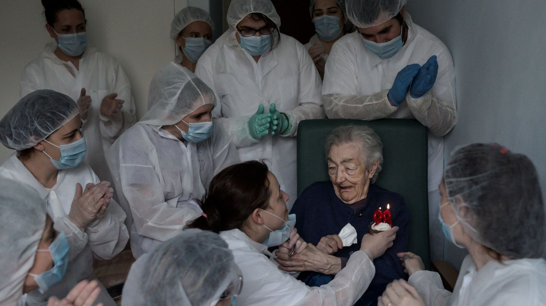 Las muertes por covid en residencias caen a dos semanales en toda España por las vacunas