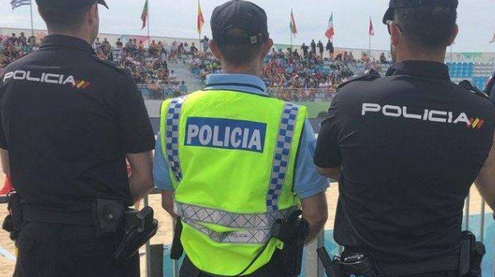 Foto: Detienen a un hombre en Cartagena por presuntos abusos sexuales a una menor (@policia)