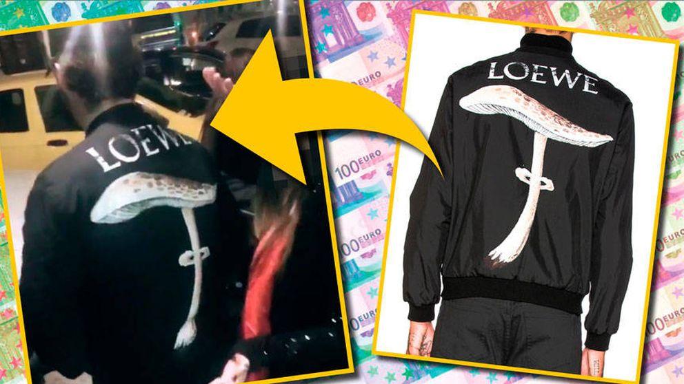 Froilán renueva su armario con una chaqueta 'alternativa' de Loewe de 1.700 euros
