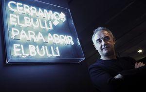 En la mente de Ferran Adrià hay un huevo frito