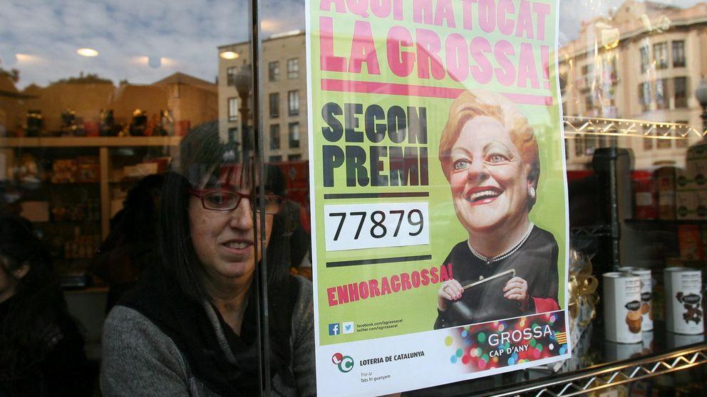 La Grossa, la lotería catalana, se vende en bancos y gasolineras