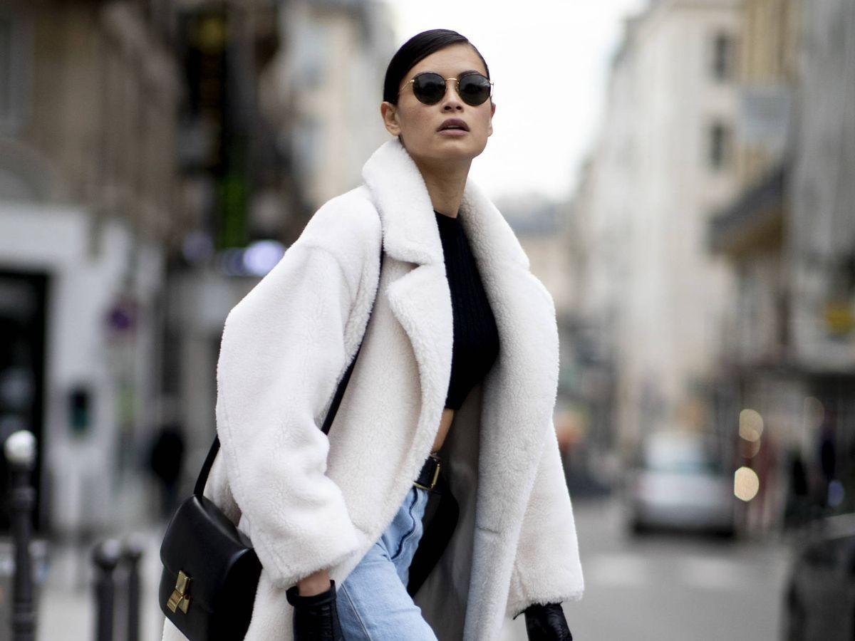 Foto: Hazte con las gafas de sol negras que siempre triunfan en el street style. (Cortesía)