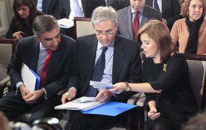 Santander advierte: el agujero de Unedisa frena la boda con Vocento