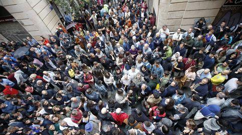 Más de 1.200 personas se autoinculpan en la Fiscalía por el 1-O