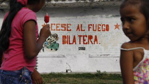 Colombia: cesa la horrible noche