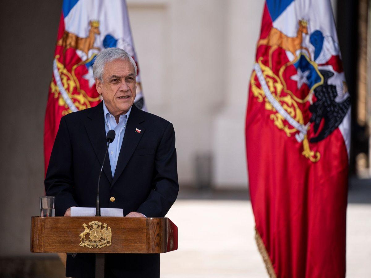 Foto: Sebastián Piñera (EFE)