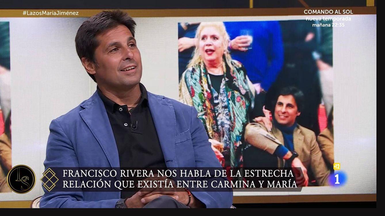 Fran Rivera arruina 'Lazos de sangre' con María Jiménez: provoca asco y rechazo