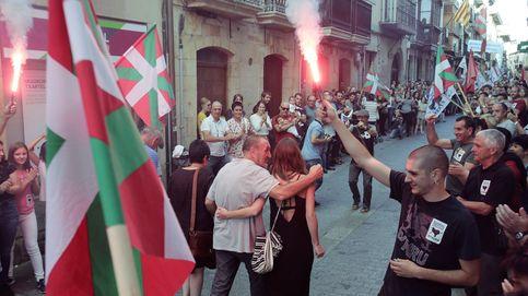 Los actos de apoyo a ETA y sus presos caen a la mitad tras un excepcional 2018