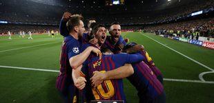 Post de El día en que la rabia de Leo Messi rescató a un Barcelona 'pobre' en posesión